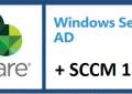 Post 1. Setting up VMware AD and SCCM 1511