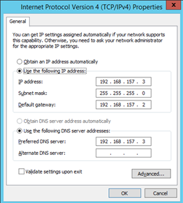 vmware_NW_Adapter_settings